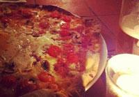 Gowlett's pizza
