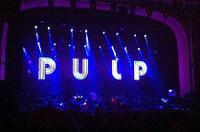 Pulp at Brixton Academy