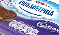 Philadelphia with Cadbury